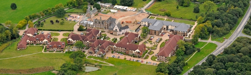 St George's Park Retirement Village Aerial View